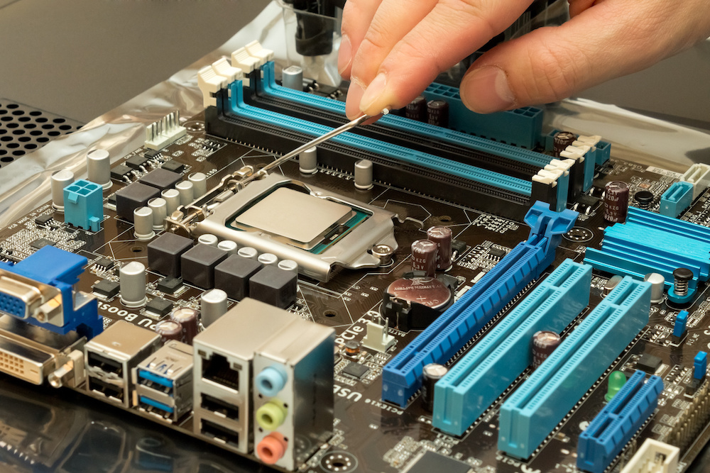 how long do motherboards last if you use them often