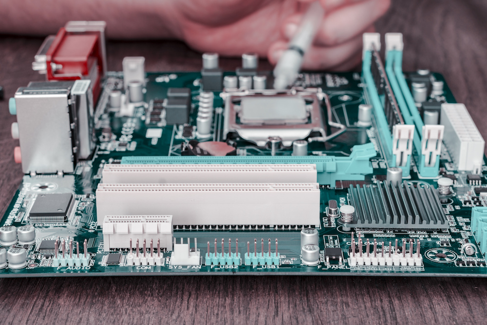 best motherboard for video editing